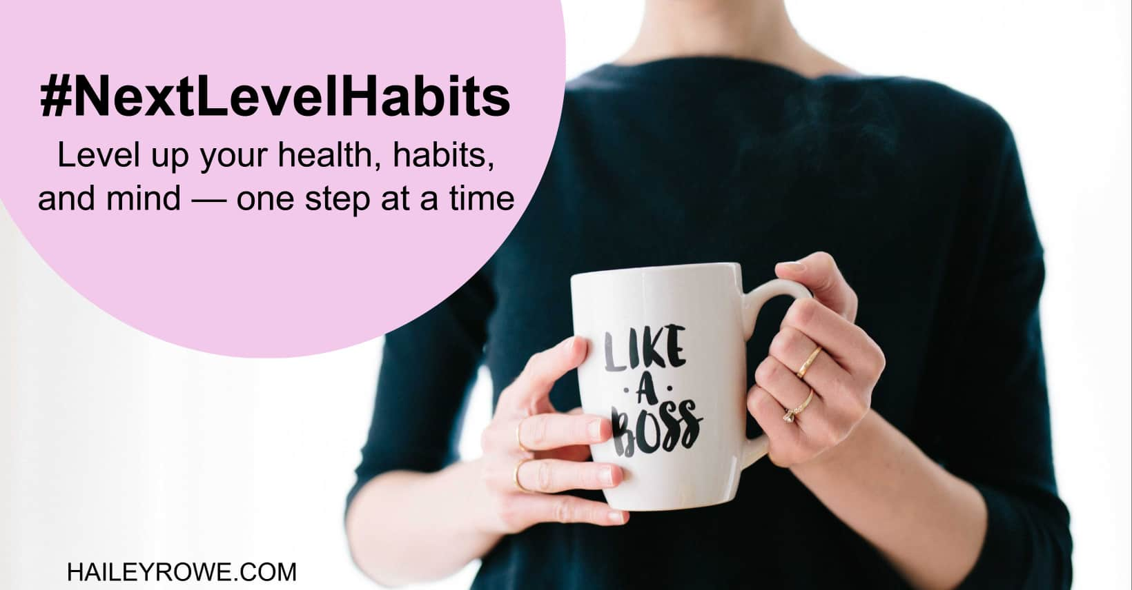 Next Level Habits FB Cover