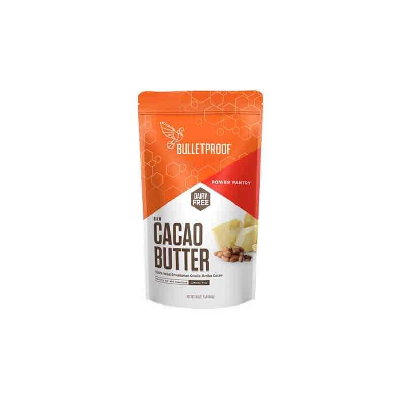 Bulletproof Cacoa Butter