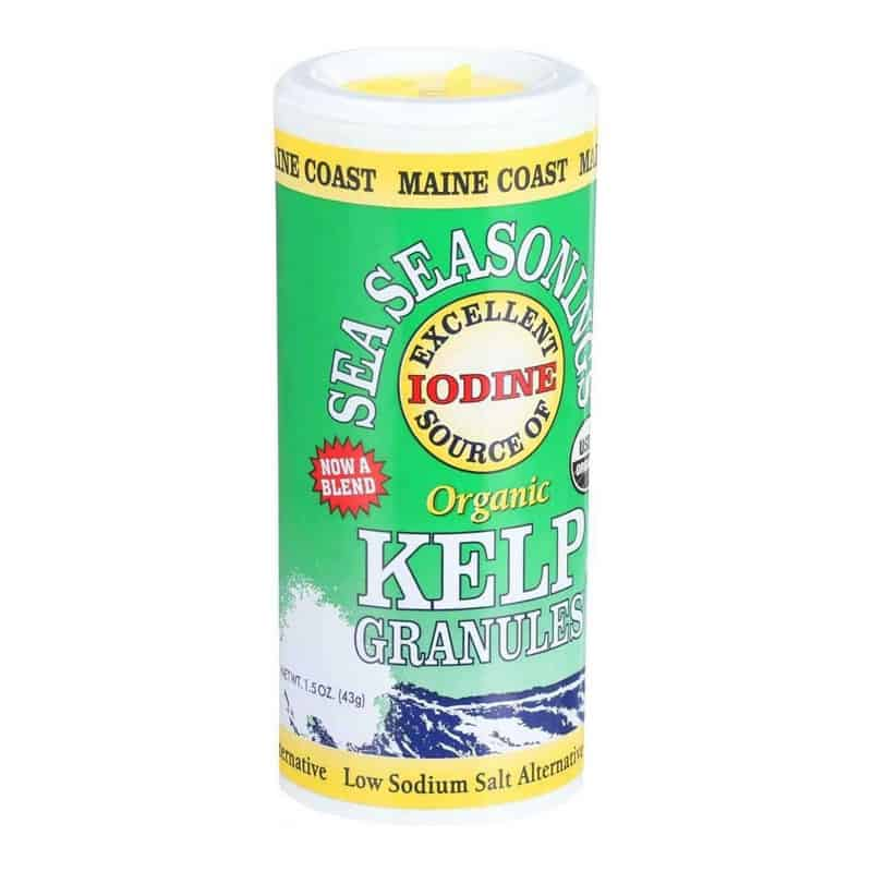 Marine Coast Sea Vegetables Kelp Granules