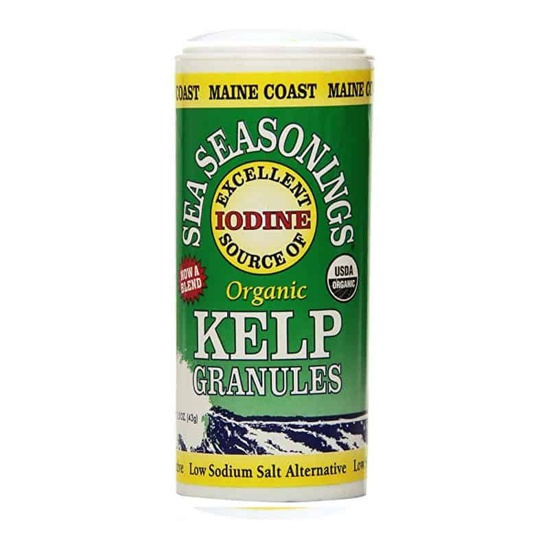 Marine Coast Sea Vegetables Kelp Granules (1.5 oz)