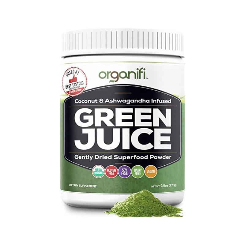 Organifi Green Superfood Powder (30 servings)