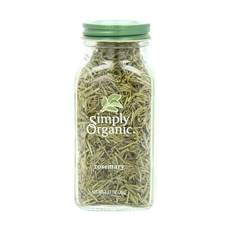 Simply Organic Rosemary Leaf (1.23 oz)