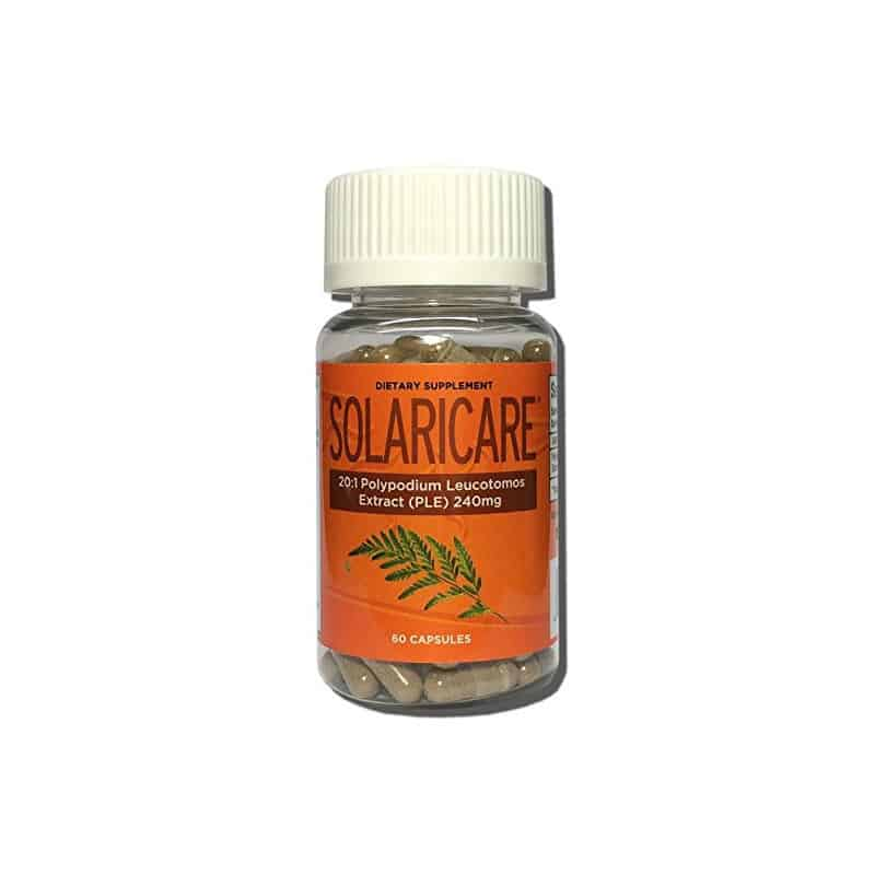 Solaricare Polypodium Leucotomos Sun Protection- PLE (60 capsules)