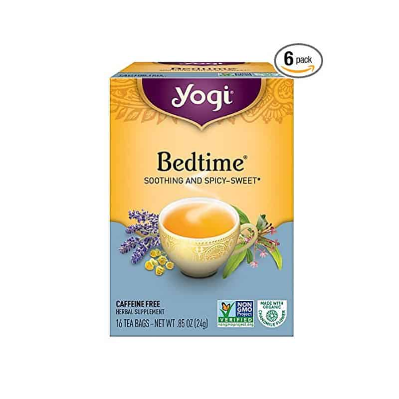 Yogi Herbal Bedtime Tea